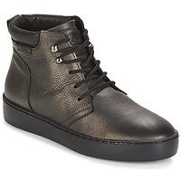 Schoenen Dames Hoge sneakers PLDM by Palladium TRACK DST W Zwart / Goud