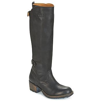 Schoenen Dames Hoge laarzen PLDM by Palladium CUBWAY CMR Zwart