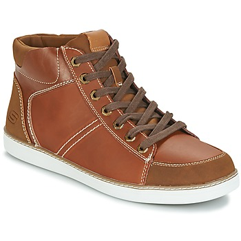 Schoenen Heren Hoge sneakers Skechers MENS USA Camel