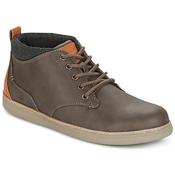 Schoenen Heren Hoge sneakers Skechers MENS USA Bruin