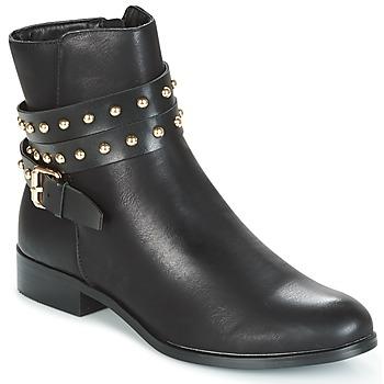 Schoenen Dames Laarzen Buffalo NIPATE Zwart