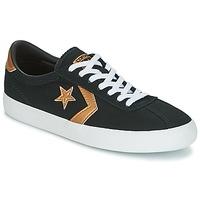 Schoenen Dames Lage sneakers Converse BREAKPOINT OX Zwart / Goud