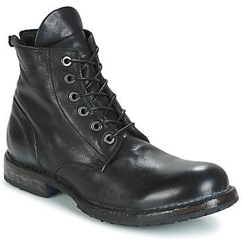 Schoenen Heren Laarzen Moma CUSNA NERO Zwart