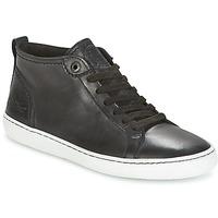 Schoenen Dames Lage sneakers Kickers REVIEW Zwart