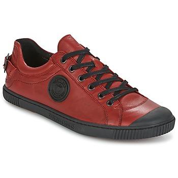 Schoenen Dames Lage sneakers Pataugas BOHEM Rood