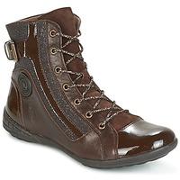 Schoenen Dames Hoge sneakers Pataugas NOUR Bruin