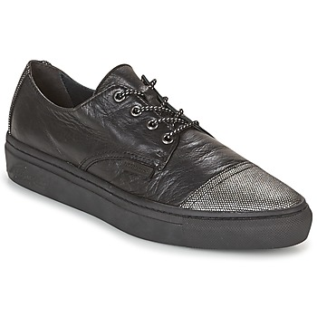 Schoenen Dames Lage sneakers Pataugas YAK Zwart / Zilver