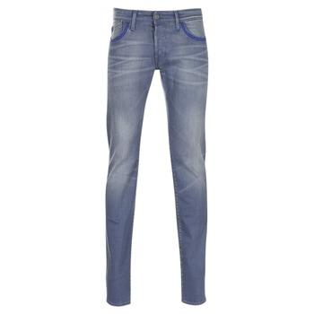 Textiel Heren Skinny jeans Le Temps des Cerises 711 Grijs