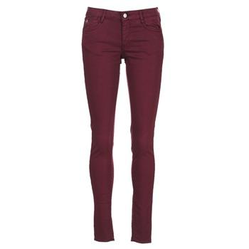 Textiel Dames Skinny jeans Le Temps des Cerises 316 Pruim