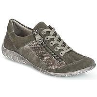 Schoenen Dames Lage sneakers Remonte Dorndorf POLINE Grijs / Nacrée