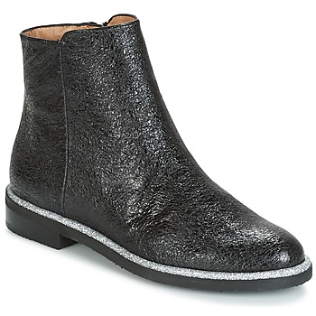 Schoenen Dames Laarzen Fericelli HOLGANE Zwart