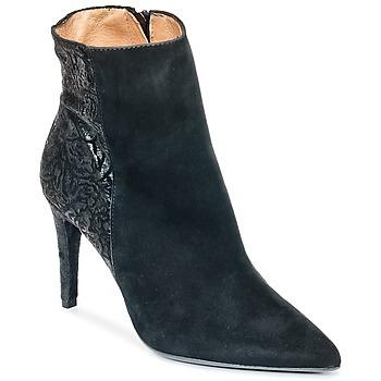 Schoenen Dames Enkellaarzen Fericelli HOLGI Zwart