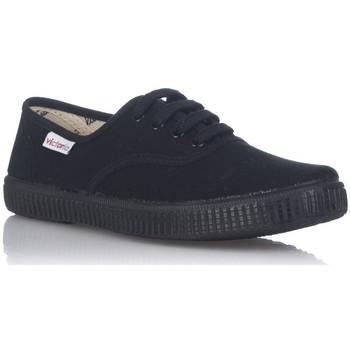Schoenen Lage sneakers Victoria 6610 Zwart