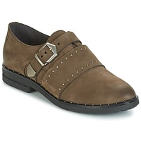 Schoenen Dames Derby Dream in Green HANFOU Taupe