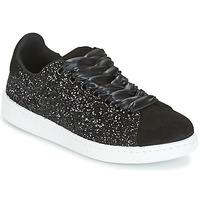 Schoenen Dames Lage sneakers Yurban HELVINE Zwart