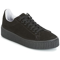 Schoenen Dames Lage sneakers Yurban HADIL Zwart
