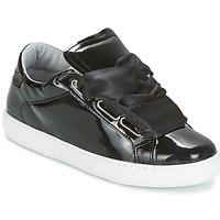 Schoenen Dames Lage sneakers Yurban HOURIX Zwart