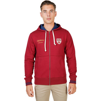 Textiel Heren Sweaters / Sweatshirts Oxford University Sweatshirts Rood