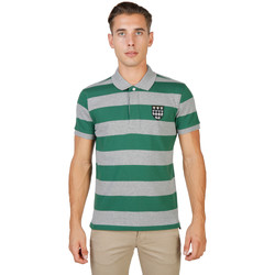 Textiel Heren Polo's korte mouwen Oxford University Polo Groen