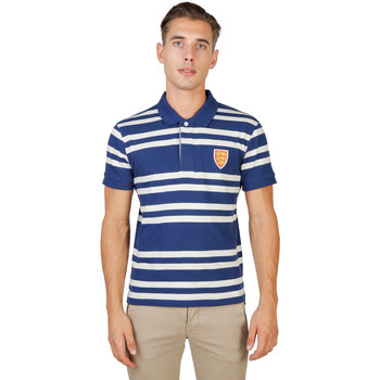 Textiel Heren Polo's korte mouwen Oxford University Polo Blauw