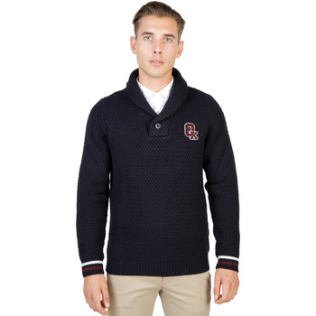 Textiel Heren Truien Oxford University Sweaters Blauw