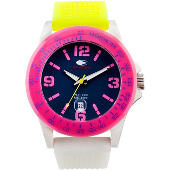 Horloges Analoge horloges No Limits Horloge Roze