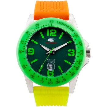 Horloges Analoge horloges No Limits Horloge Groen