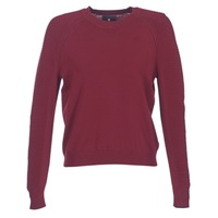Textiel Dames Truien G-Star Raw SUZAKI KNIT Bordeau