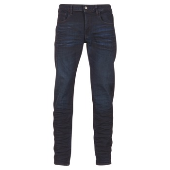 Textiel Heren Skinny jeans G-Star Raw 3301 DECONSTRUCTED SLIM Blauw