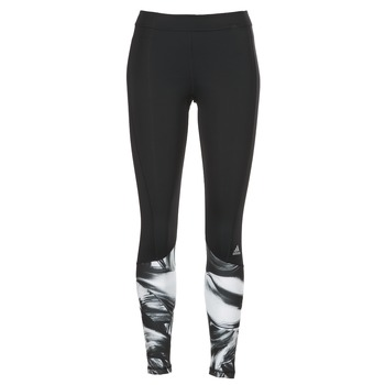 Textiel Dames Leggings adidas Performance TF TIG LT PR1 Zwart