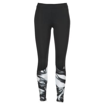 Textiel Dames Leggings adidas Performance TF TIG LT PR1 Zwart