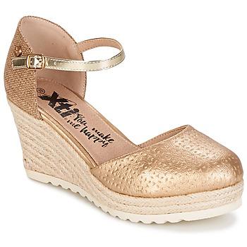 Schoenen Dames Sandalen / Open schoenen Xti  Goud