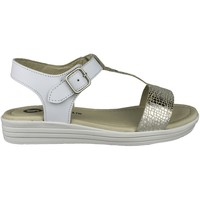 Schoenen Meisjes Sandalen / Open schoenen Garvalin S BLANCO