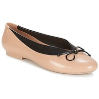 Schoenen Dames Ballerina's Melissa JUST DANCE Beige
