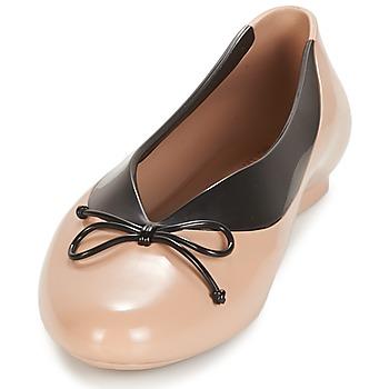 Just Het Beige Dames Schoenen Melissa Beste Dance Ballerina's wPXZTukiO