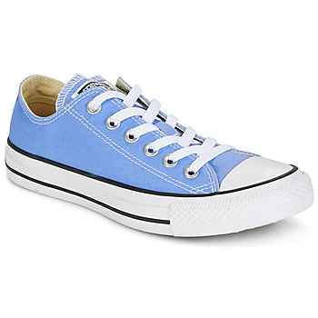 Schoenen Lage sneakers Converse CHUCK TAYLOR ALL STAR SEASONAL COLOR OX PIONEER BLUE Blauw