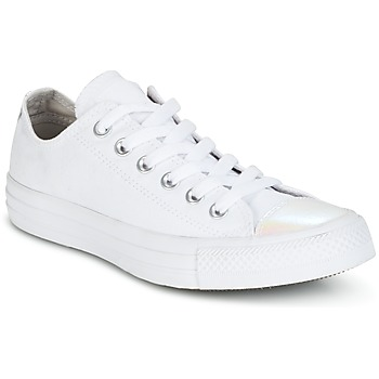 Schoenen Dames Lage sneakers Converse CHUCK TAYLOR ALL STAR Wit / Parel