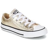 Schoenen Meisjes Lage sneakers Converse CHUCK TAYLOR ALL STAR Kulta
