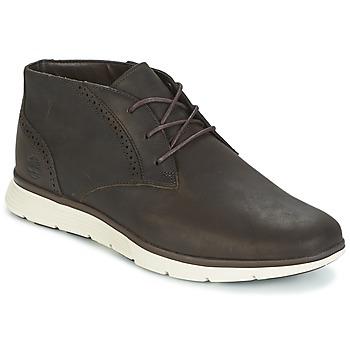 Schoenen Heren Hoge sneakers Timberland FRANKLIN PRK CHUKKA Bruin / Mincio