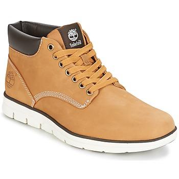 Schoenen Heren Hoge sneakers Timberland BRADSTREET CHUKKA LEATHER Bruin