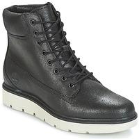 Schoenen Dames Hoge sneakers Timberland KENNISTON 6IN LACE UP Zwart