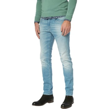 Textiel Heren Straight jeans Vanguard V8  racer jeans Denim