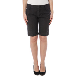 Textiel Dames Korte broeken / Bermuda's Killah 5913 SHARK Short trousers Women black 0199 black 0199