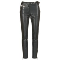Textiel Dames 5 zakken broeken Morgan PEANUT Zwart