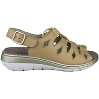 Schoenen Dames Sandalen / Open schoenen Comfort Class  BEIGE