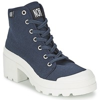 Schoenen Dames Hoge sneakers No Box GALIA Marine