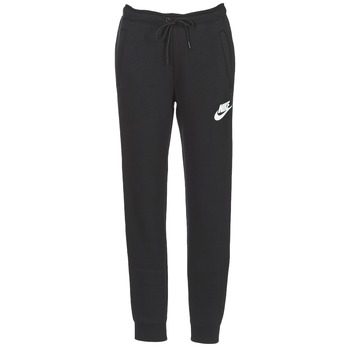 Textiel Dames Trainingsbroeken Nike RALLY PANT Zwart / Wit