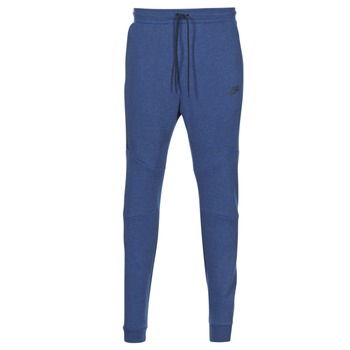 Textiel Heren Trainingsbroeken Nike TECH FLEECE JOGGER Blauw