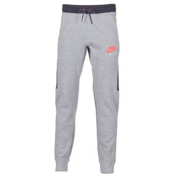 Textiel Heren Trainingsbroeken Nike AIR JOGGER FLEECE Grijs / Rood