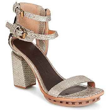 Schoenen Dames Sandalen / Open schoenen Airstep / A.S.98 CALMORA Grijs / Old / Roze